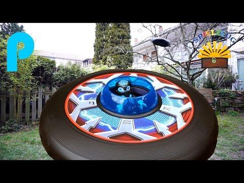 Wurfscheibe Alien - 6182 Playmobil Ufo Super Frisbee Raumschiff