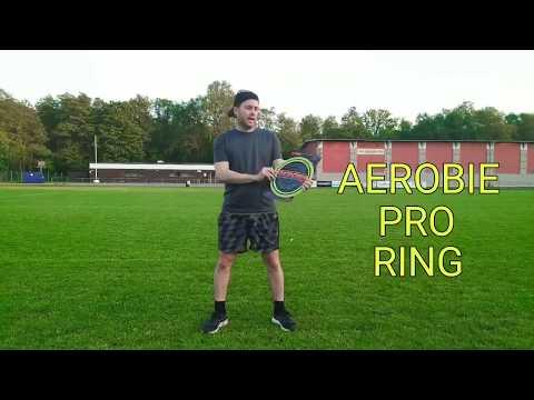Aerobie pro ring / TEST