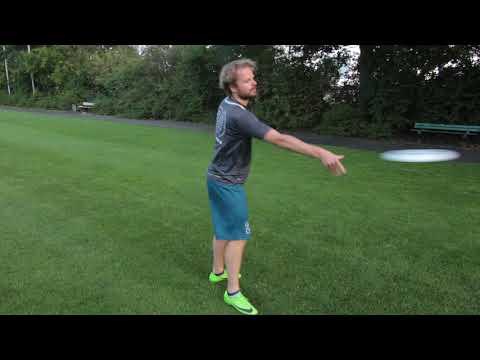 Ultimate Frisbee - Einhändiges Fangen