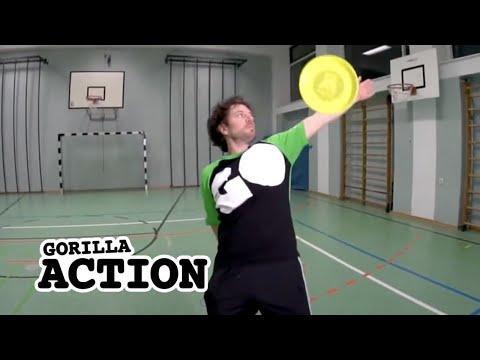 Freestyle-Frisbee – Restricted Throws * GORILLA Frisbee Tutorial #19