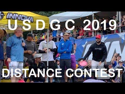 DISTANCE CONTEST USDGC 2019