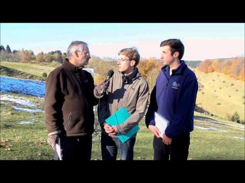 Disc Golf German-Tour-Sieger 2012 Dominik Stampfer - Teil 1/2