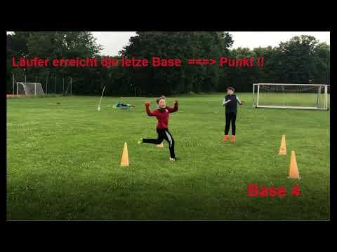 MTV München - Moskitos: Base Frisbee - Alternatives Frisbee Training analog zum Brennball