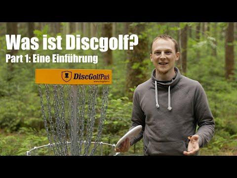 Was ist DiscGolf? - Eine Einführung