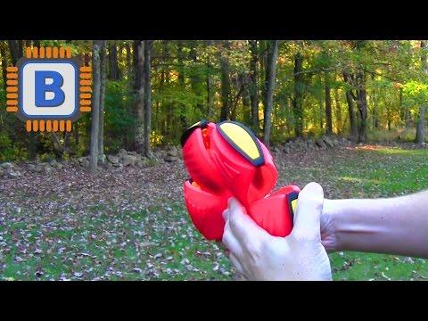 Phlat Ball v3 review and demo (courtesy of Banggood)