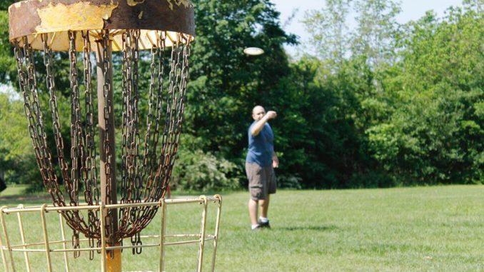 Disc Golf Scheibensucher