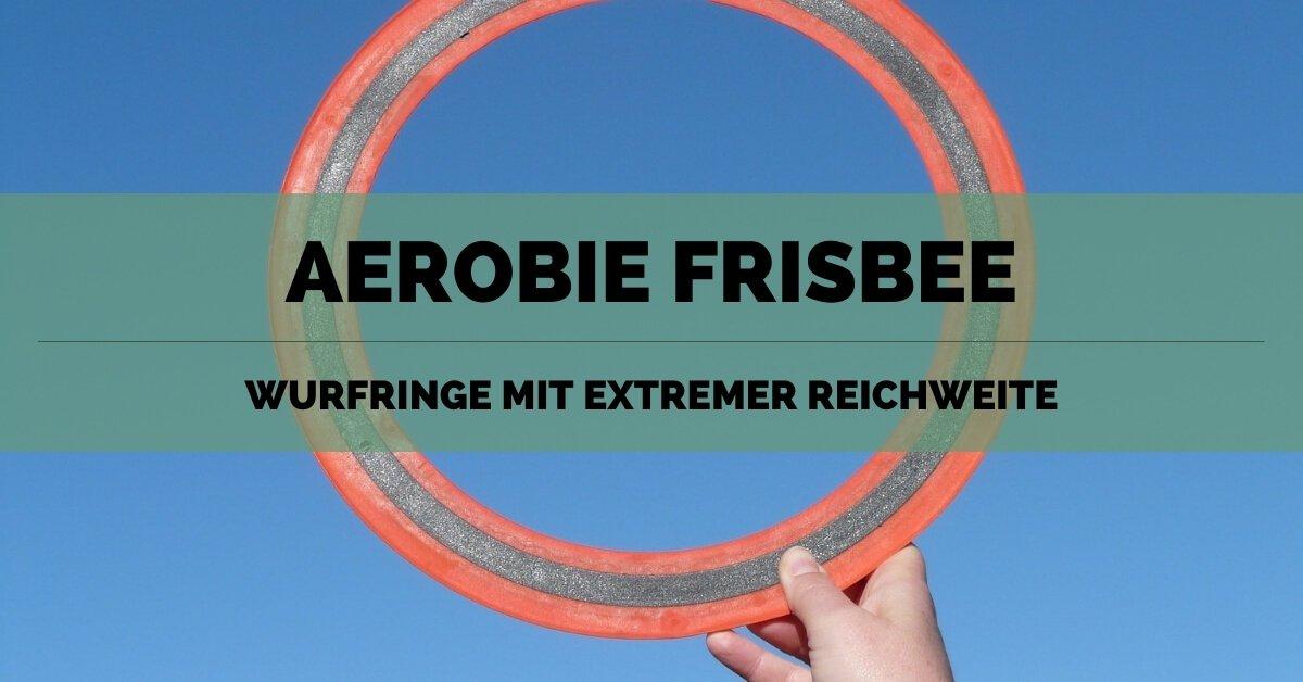 Aerobie Frisbee - FB
