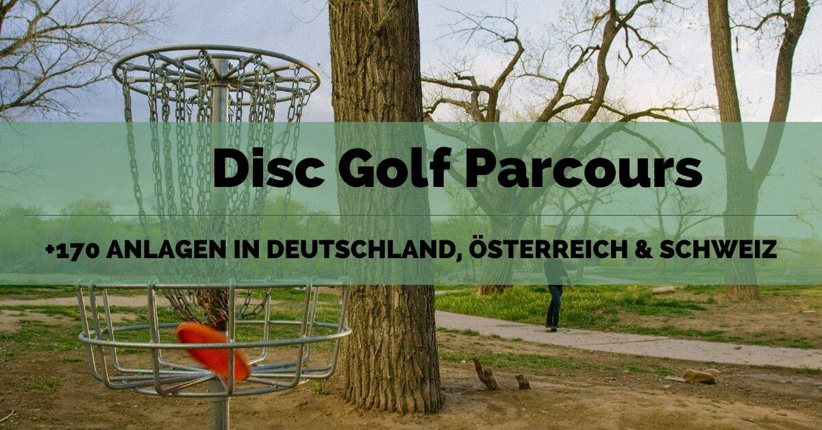 Disc Golf Parcours - FB