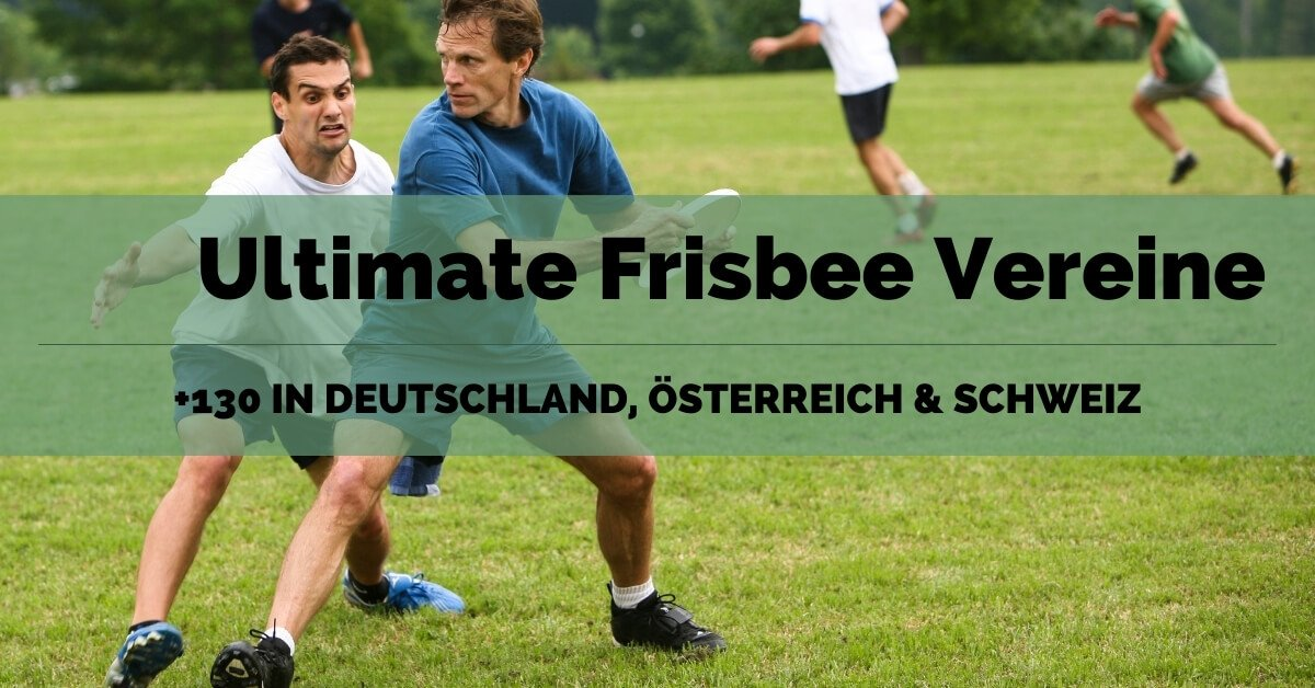 Ultimate Frisbee Vereine - FB