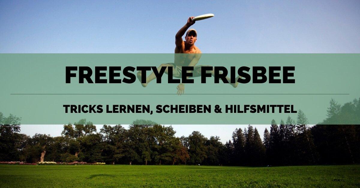 Freestyle Frisbee - FB