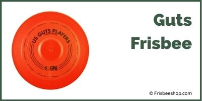 Guts Frisbee