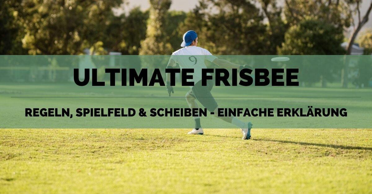 Ultimate Frisbee Regeln - FB