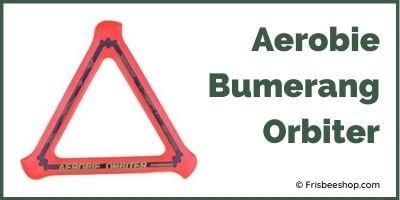 aerobie bumerang orbiter
