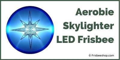 aerobie skylighter led frisbee
