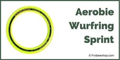 aerobie wurfring sprint