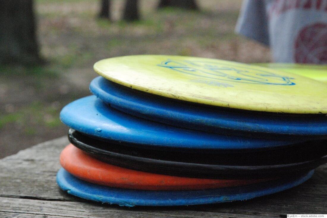 Disc Golf Scheiben wie Putter, Midrange Disc und Driver