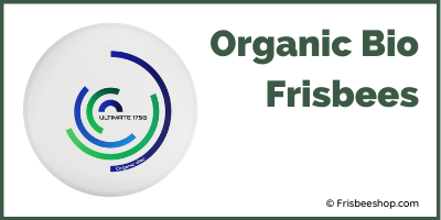 Organic Bio Frisbees